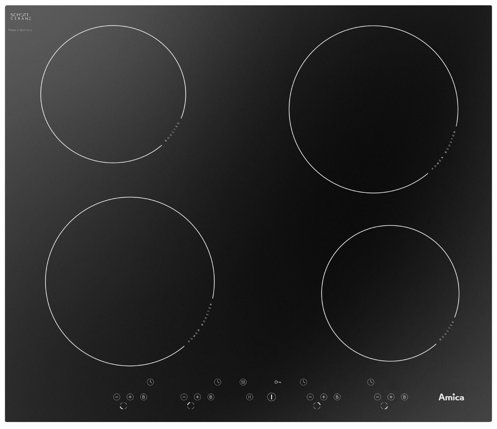 Płyta Indukcyjna Amica Pi 6540m4uh